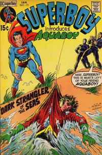 Cover Thumbnail for Superboy (DC, 1949 series) #171