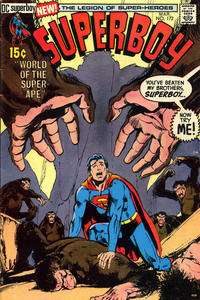 Cover Thumbnail for Superboy (DC, 1949 series) #172