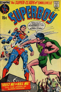 Cover Thumbnail for Superboy (DC, 1949 series) #173