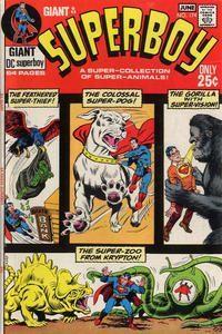 Cover Thumbnail for Superboy (DC, 1949 series) #174
