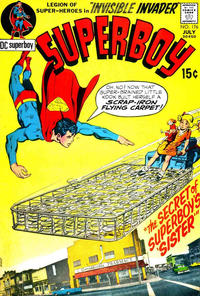 Cover Thumbnail for Superboy (DC, 1949 series) #176