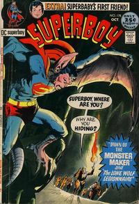 Cover for Superboy (DC, 1949 series) #178