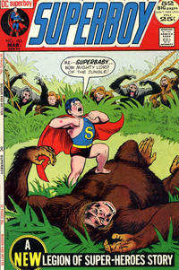 Cover Thumbnail for Superboy (DC, 1949 series) #183