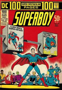 Cover Thumbnail for Superboy (DC, 1949 series) #185