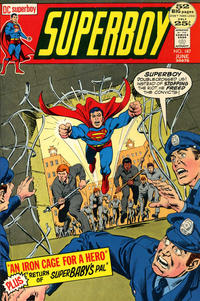 Cover Thumbnail for Superboy (DC, 1949 series) #187