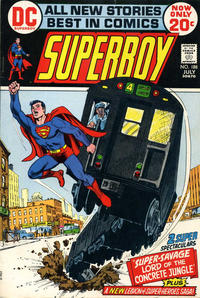 Cover Thumbnail for Superboy (DC, 1949 series) #188