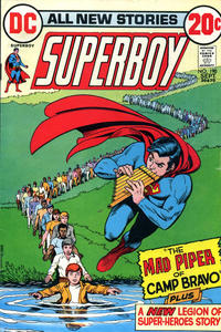 Cover Thumbnail for Superboy (DC, 1949 series) #190