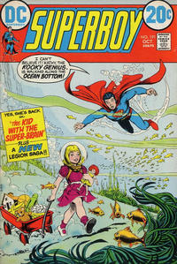 Cover Thumbnail for Superboy (DC, 1949 series) #191
