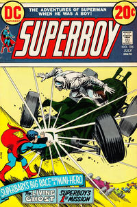Cover Thumbnail for Superboy (DC, 1949 series) #196