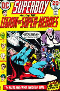 Cover Thumbnail for Superboy (DC, 1949 series) #198