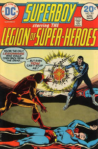 Cover Thumbnail for Superboy (DC, 1949 series) #201