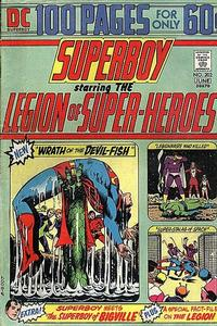 Cover Thumbnail for Superboy (DC, 1949 series) #202