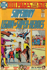 Cover Thumbnail for Superboy (DC, 1949 series) #205