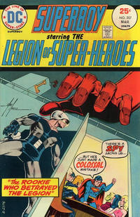 Cover Thumbnail for Superboy (DC, 1949 series) #207