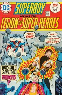 Cover Thumbnail for Superboy (DC, 1949 series) #209