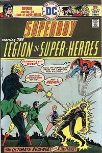 Cover Thumbnail for Superboy (DC, 1949 series) #211
