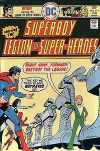 Cover Thumbnail for Superboy (DC, 1949 series) #214