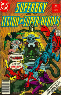 Cover Thumbnail for Superboy (DC, 1949 series) #230