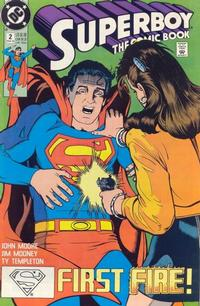 Cover Thumbnail for Superboy (DC, 1990 series) #2
