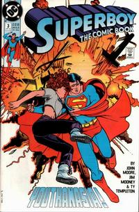 Cover Thumbnail for Superboy (DC, 1990 series) #3 [Direct]