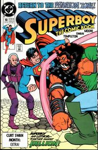 Cover Thumbnail for Superboy (DC, 1990 series) #10