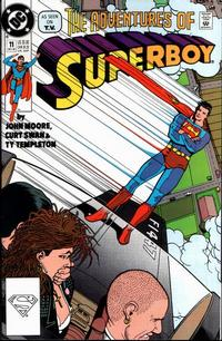 Cover Thumbnail for Superboy (DC, 1990 series) #11