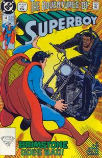 Cover Thumbnail for Superboy (DC, 1990 series) #14
