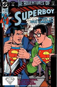 Cover Thumbnail for Superboy (DC, 1990 series) #16