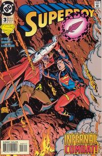 Cover Thumbnail for Superboy (DC, 1994 series) #3 [Direct Sales]