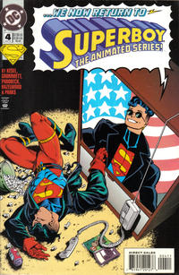 Cover Thumbnail for Superboy (DC, 1994 series) #4 [Direct Sales]