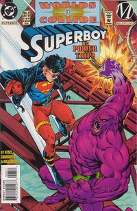 Cover Thumbnail for Superboy (DC, 1994 series) #6 [Direct Sales]