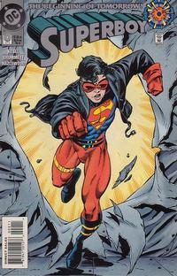 Cover Thumbnail for Superboy (DC, 1994 series) #0 [Direct Sales]