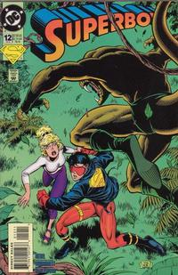 Cover Thumbnail for Superboy (DC, 1994 series) #12 [Direct Sales]