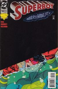 Cover Thumbnail for Superboy (DC, 1994 series) #14 [Direct Sales]