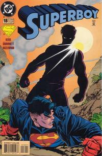 Cover Thumbnail for Superboy (DC, 1994 series) #18 [Direct Sales]