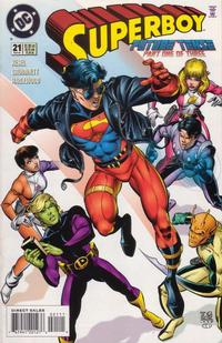 Cover Thumbnail for Superboy (DC, 1994 series) #21
