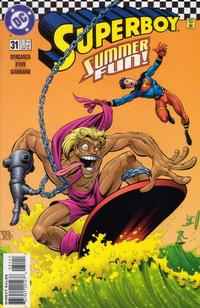 Cover Thumbnail for Superboy (DC, 1994 series) #31 [Direct Sales]