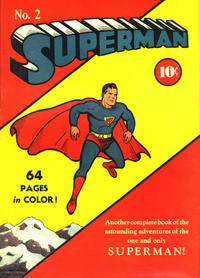 Cover Thumbnail for Superman (DC, 1939 series) #2