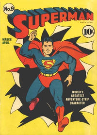 Cover Thumbnail for Superman (DC, 1939 series) #9