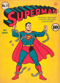 Cover Thumbnail for Superman (DC, 1939 series) #11