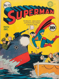 Cover Thumbnail for Superman (DC, 1939 series) #13