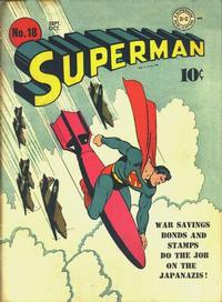 Cover Thumbnail for Superman (DC, 1939 series) #18
