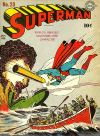 Cover Thumbnail for Superman (DC, 1939 series) #20