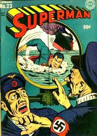 Cover Thumbnail for Superman (DC, 1939 series) #23