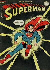 Cover Thumbnail for Superman (DC, 1939 series) #32