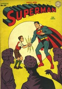 Cover Thumbnail for Superman (DC, 1939 series) #33