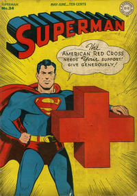 Cover Thumbnail for Superman (DC, 1939 series) #34