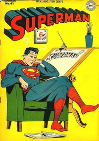 Cover Thumbnail for Superman (DC, 1939 series) #41