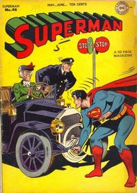 Cover Thumbnail for Superman (DC, 1939 series) #46