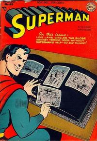Cover Thumbnail for Superman (DC, 1939 series) #49